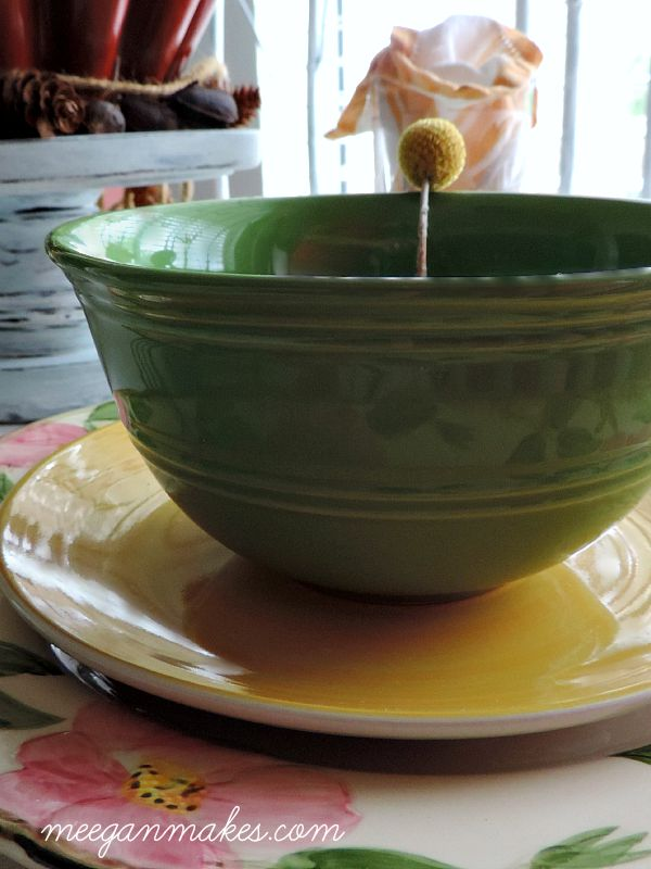 Mix Plates and Patterns for Fall