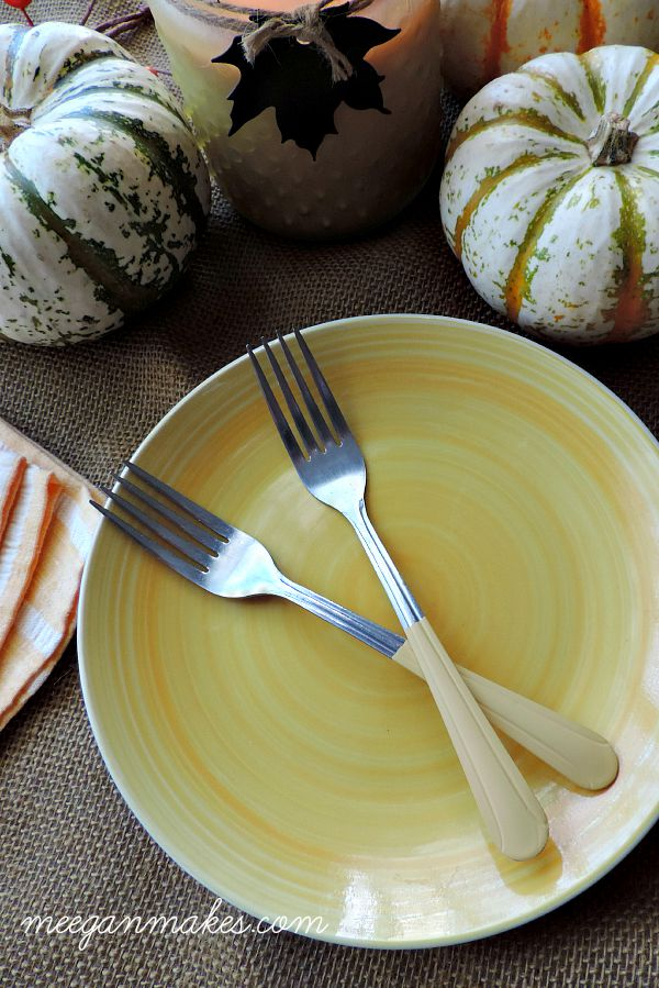 DIY Paint Dipped Forks