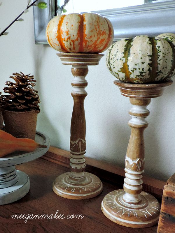 Fall Candlesticks