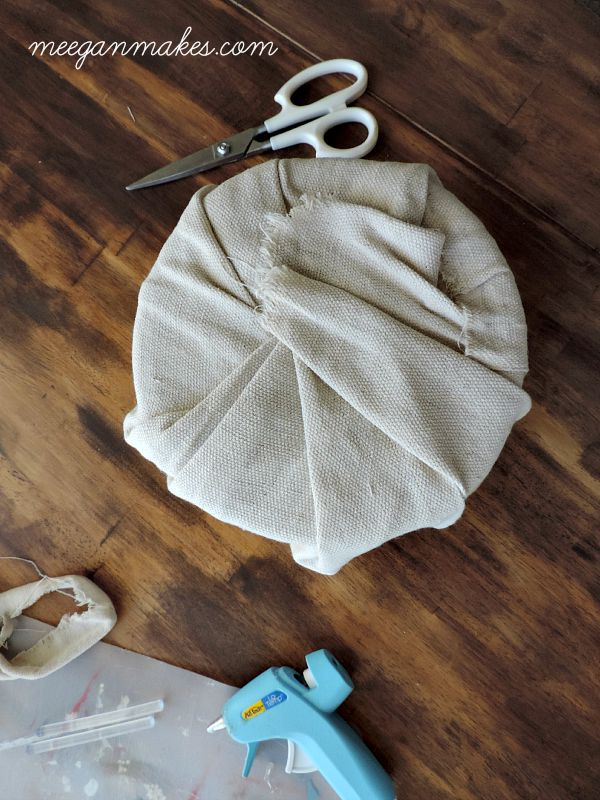 How to Make an Anthropologie Inspired Bucket