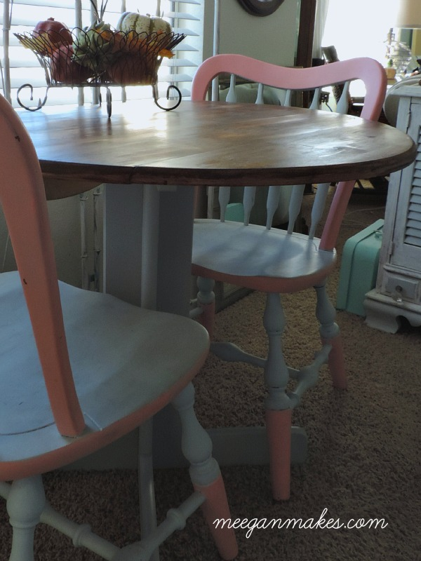 $10 Thrifted Table