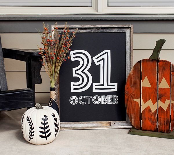31 October
