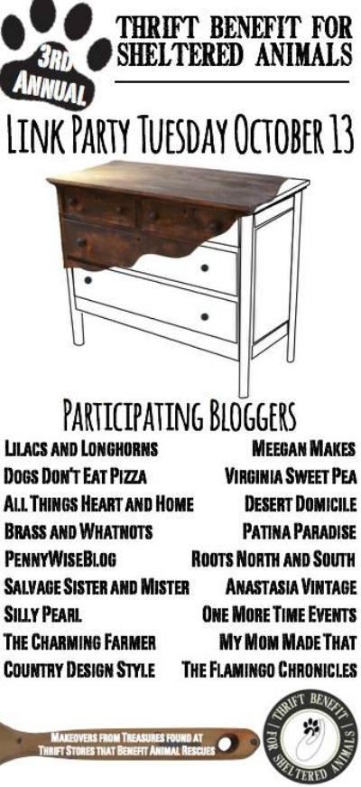 Thrifted Benefit Blogger List