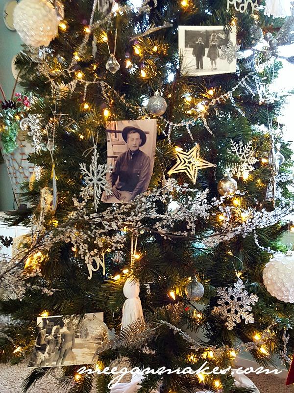 Memory Christmas Tree 2015