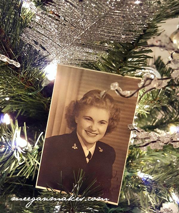 Memory Christmas Tree Ideas