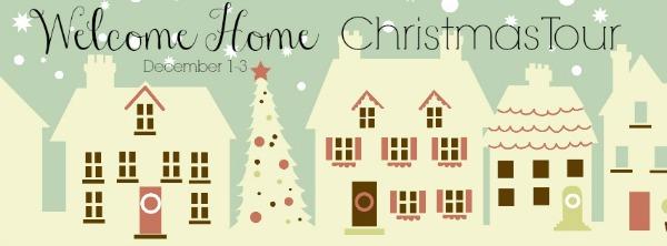 Welcome Home Christmas Tour Banner