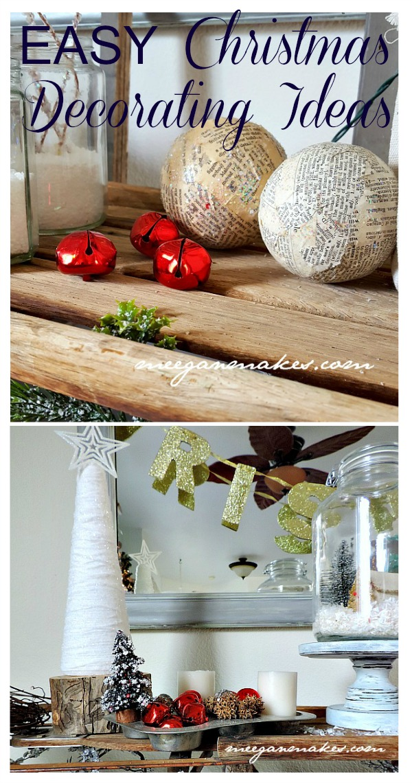 12 EASY Christmas Decorating Ideas