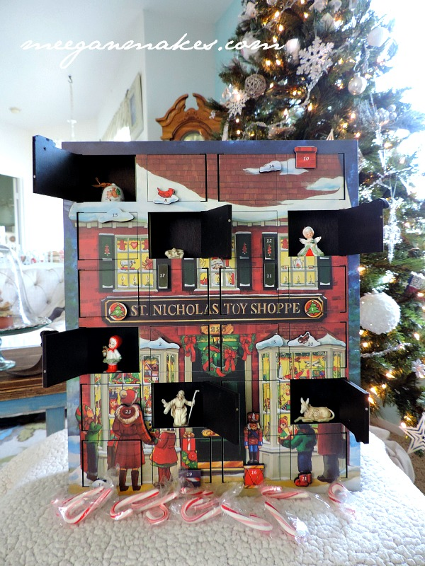 Balsam Hill Musical Advent Calendar