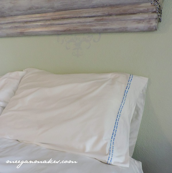 Fresh Sheets for Holiday Guests