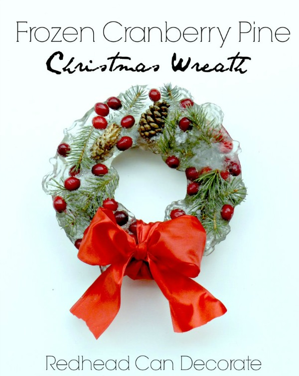 Frozen-Cranberry-Pine-Christmas-Wreath-
