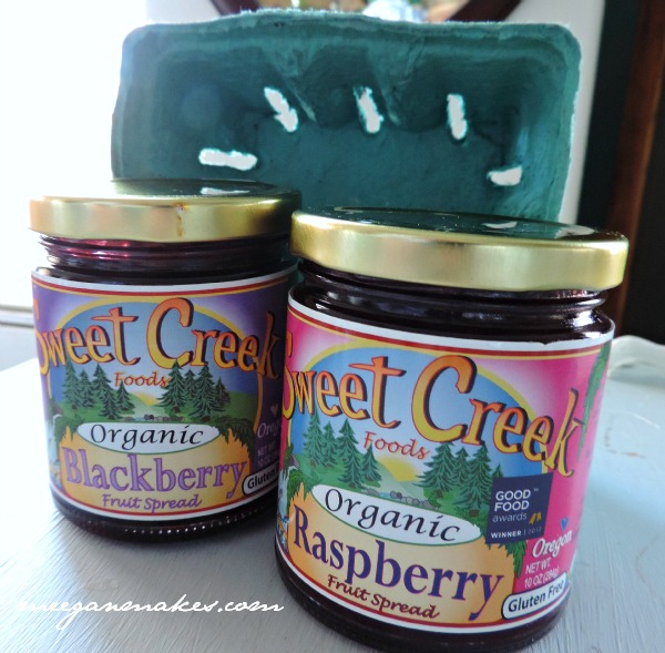 Sweet Creek Organic Fruit Spread