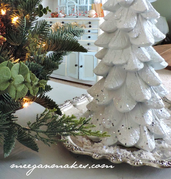 Thrifted Tree Makeover