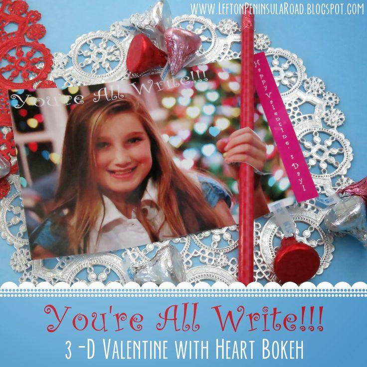 3D Valentine