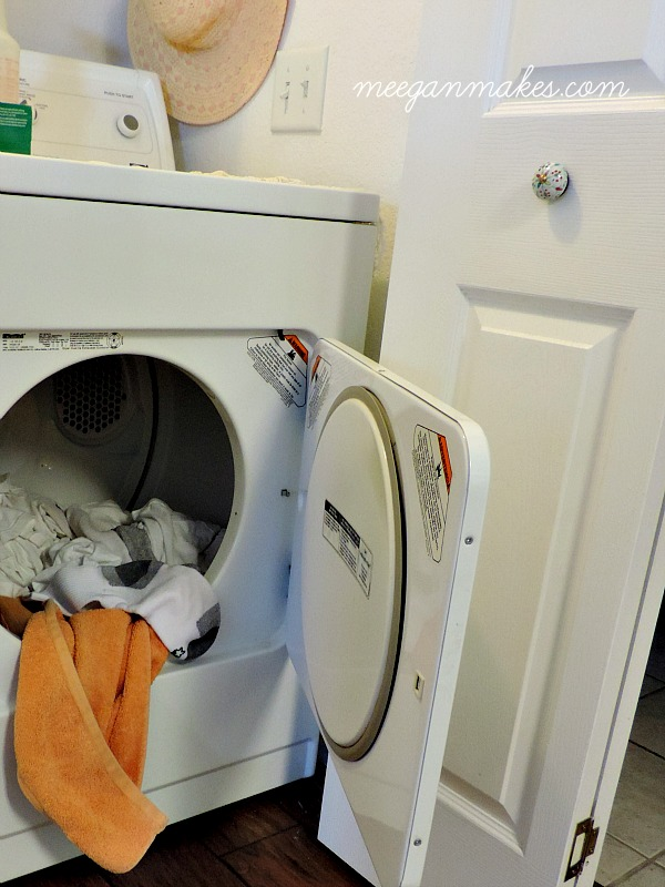 Add a Dry Towel to the Dryer To Help Your Clothes Dry Faster