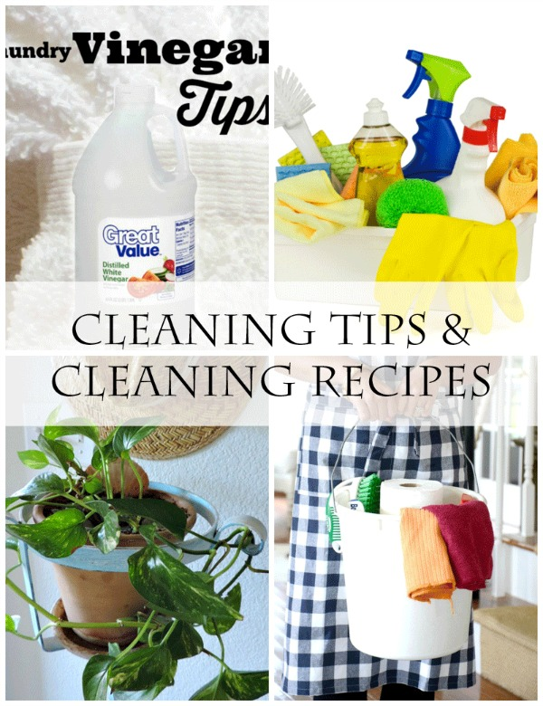 Cleaning-Tips-and-Recipes