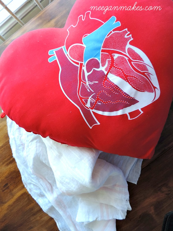 Heart Surgery Pillow
