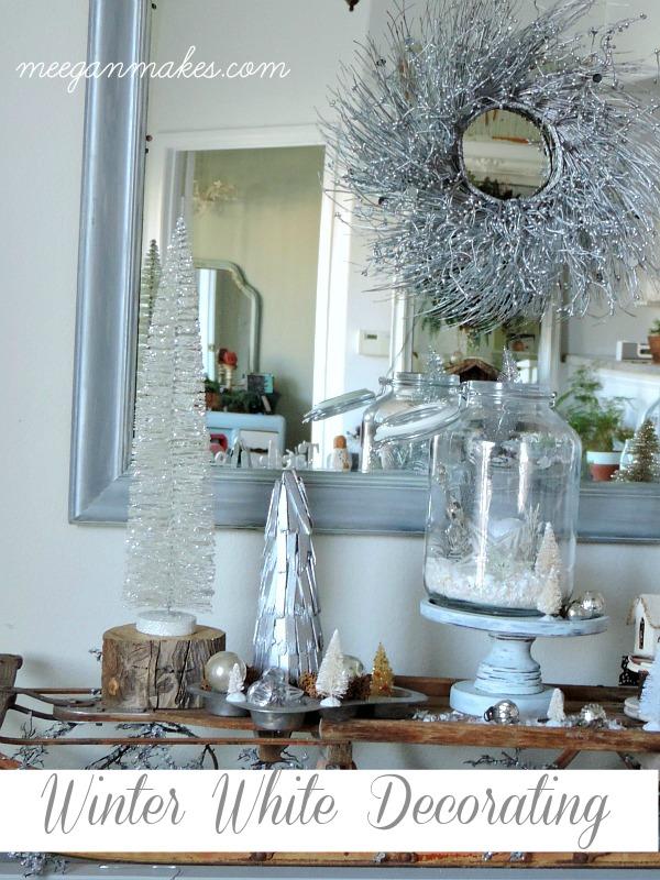 Winter White Home Ideas