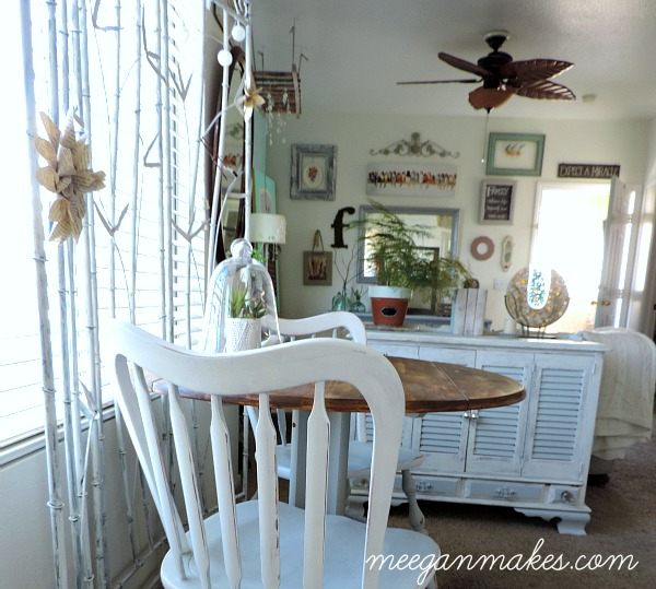 Breakfast Nook by meeganmakes.com