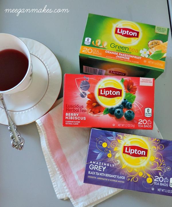 Lipton Tea Varieties
