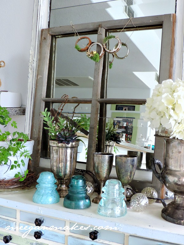 Spring Decorating for Cottage Style