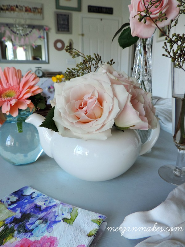 Tea Party Roses