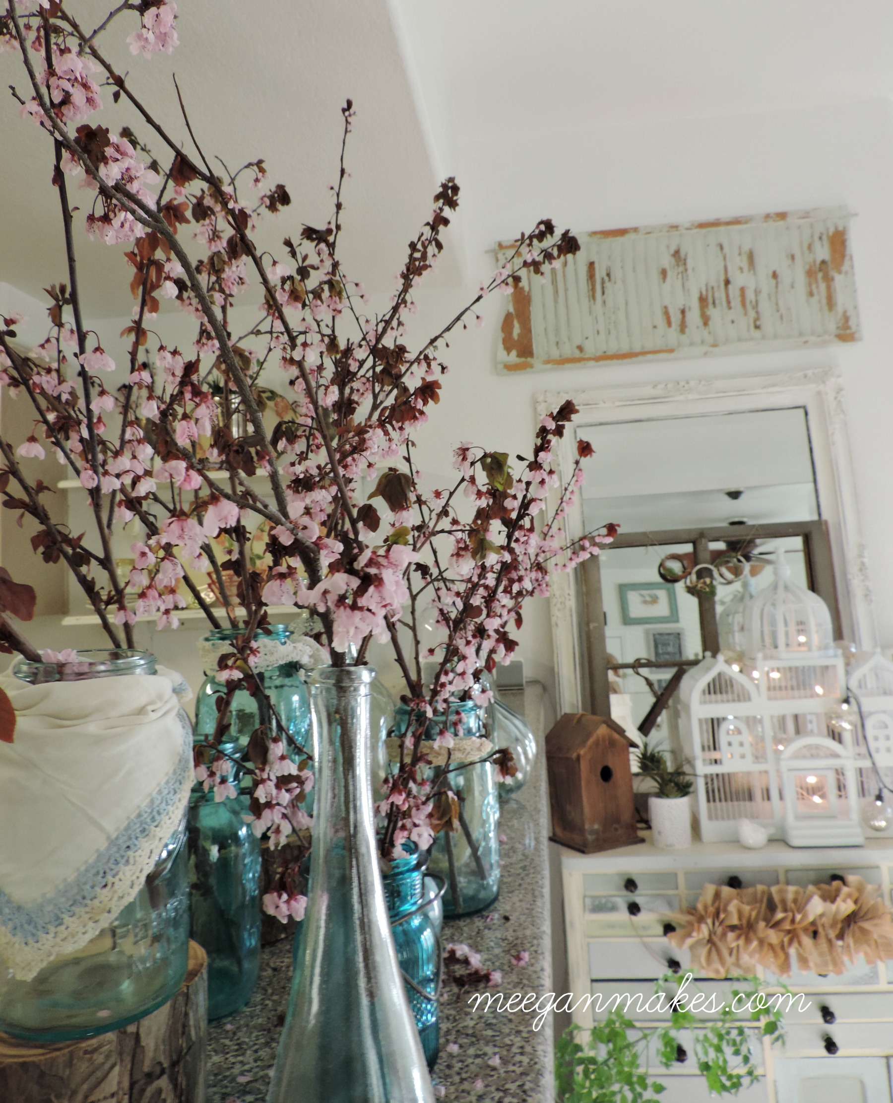 Cherry Blossoms For Decorating