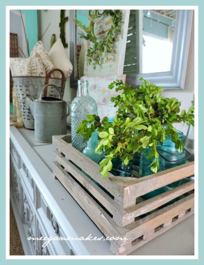 DIY Spring-Decorating