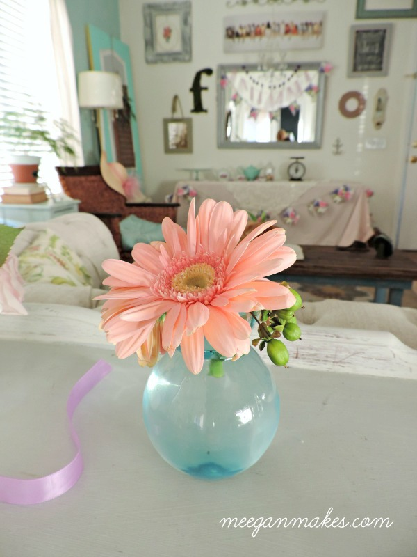 Tea Party Gerbera Daisy