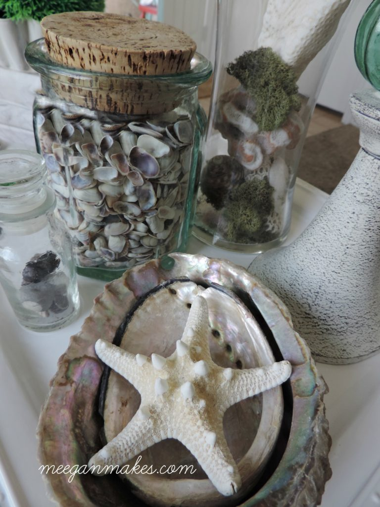 Shells for Summer. What a Great idea!