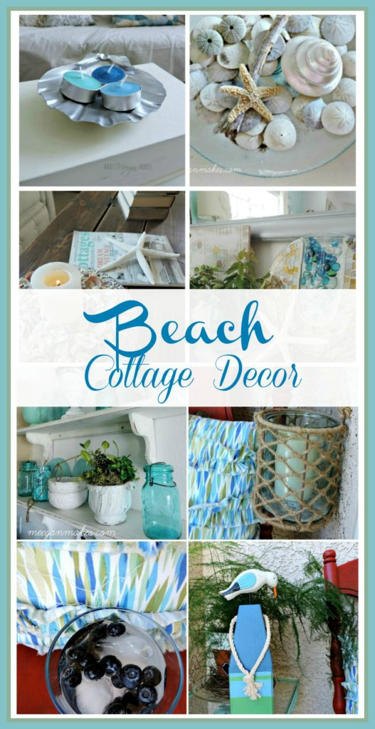 Beach Cottage Decorating by meeganmakes