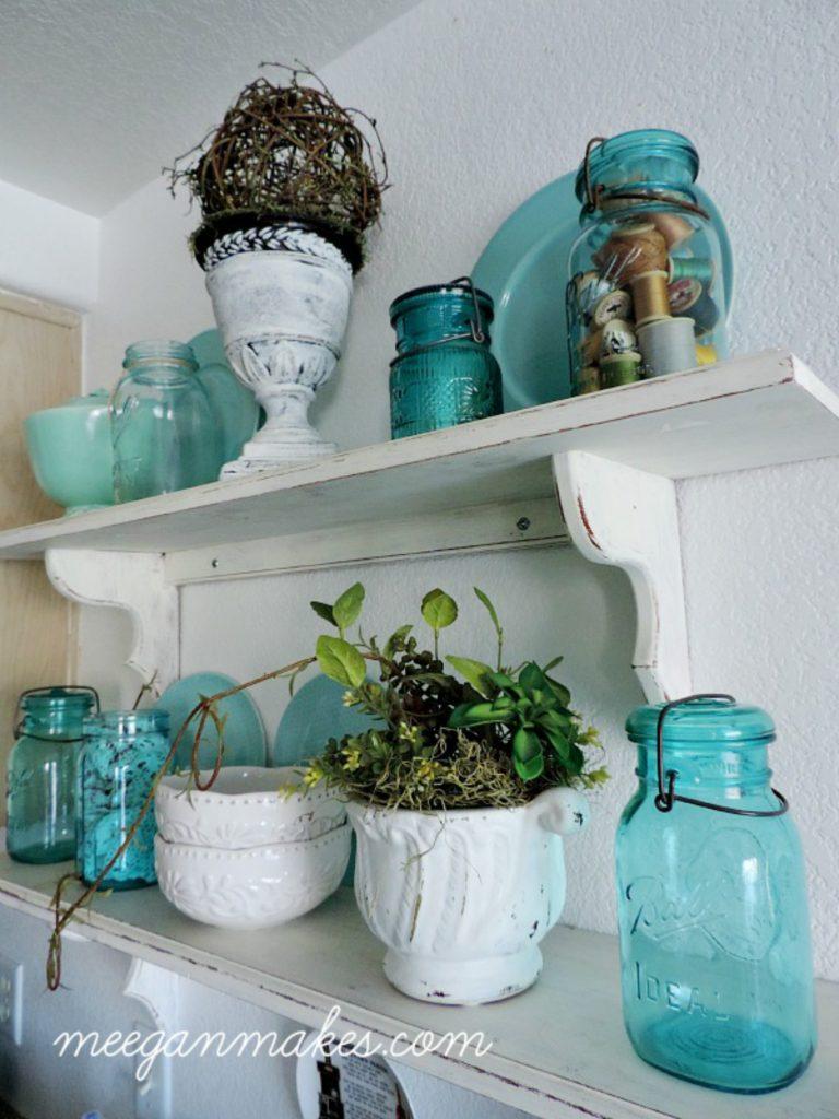 Blue-and-White-Shelves