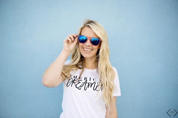 Cents of Style American Dreamer Tee