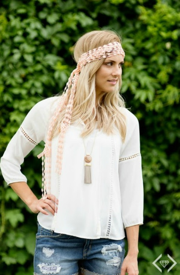 Cents of Style Summer Lace Top