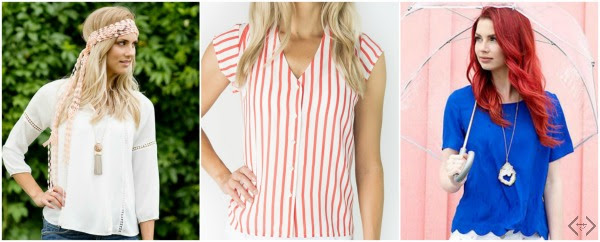 Cents of Style Summer Tops