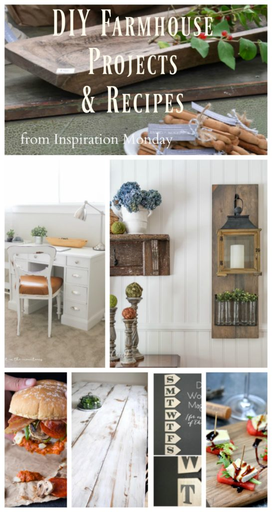 DIY Farmhouse Projects u0026 Recipes from Inspiration