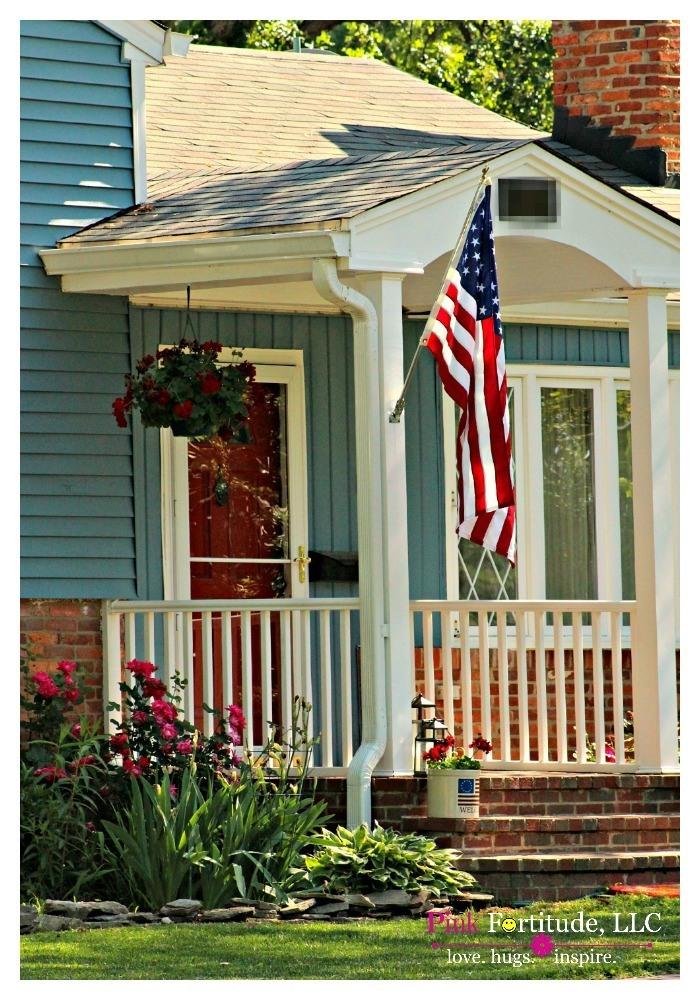Porch Facelift