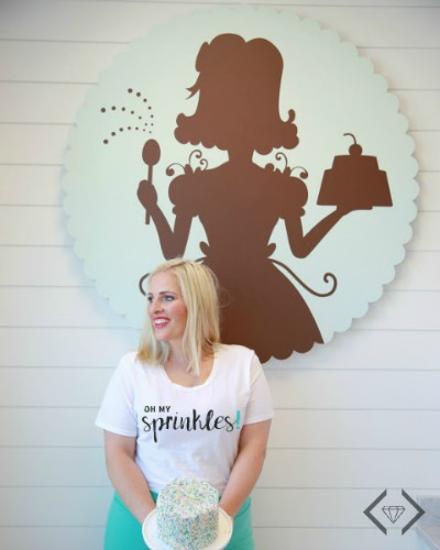 Cents of Style Oh My Sprinkles Tee