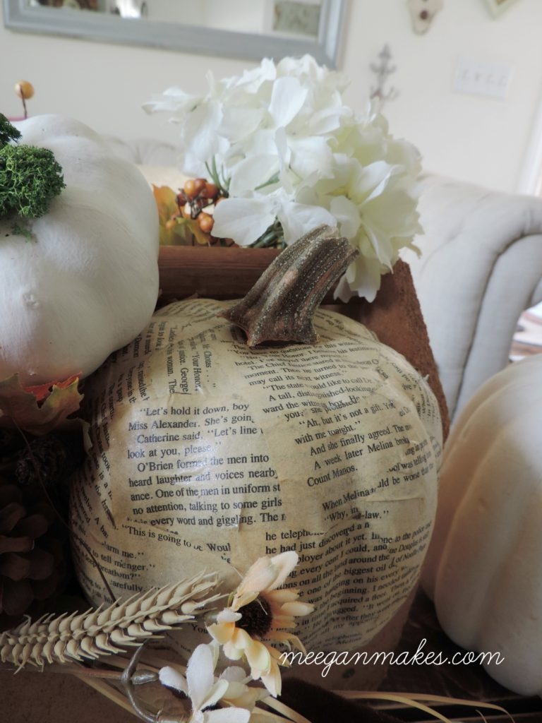 book-page-pumpkin-with-real-stem