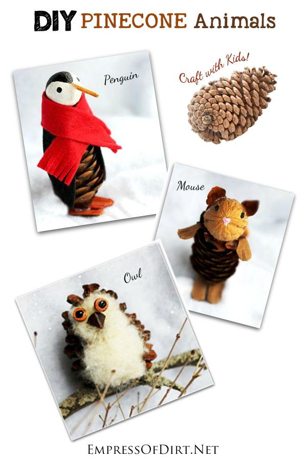 diy-pinecone-animals
