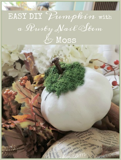 easy-diy-pumpkin-with-a-rusty-nail-stem-and-moss-easy-peasy-button