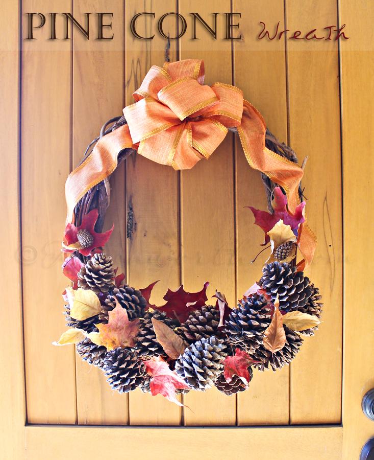 pin-cone-wreath