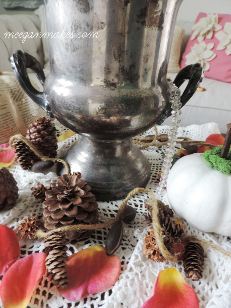 pine-cone-and-pecan-garland-with-champagne-bucket