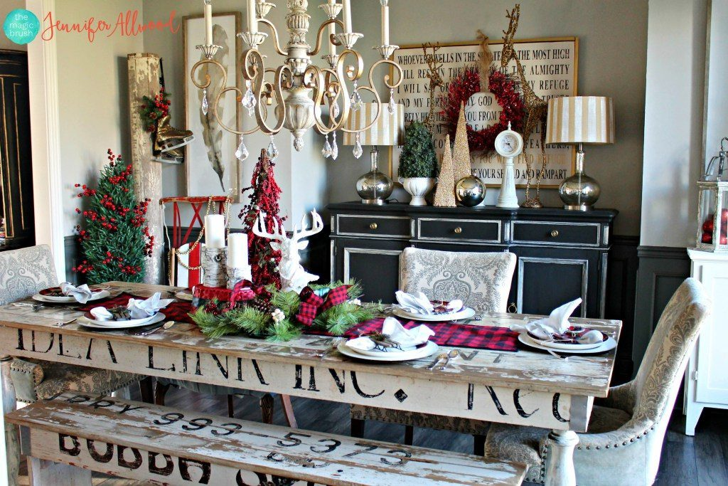 christmas-plaid-tablescape-magic-brush