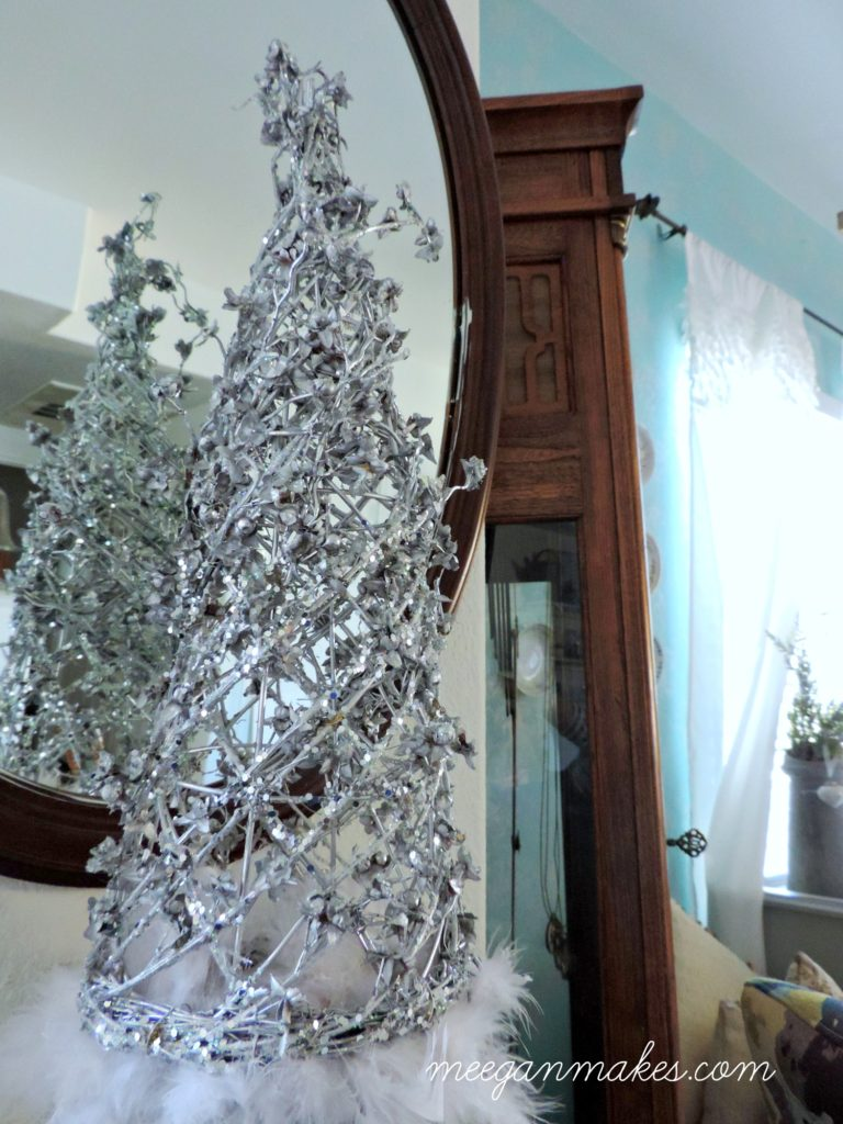 silver-and-glitter-thrifted-christmas-tree