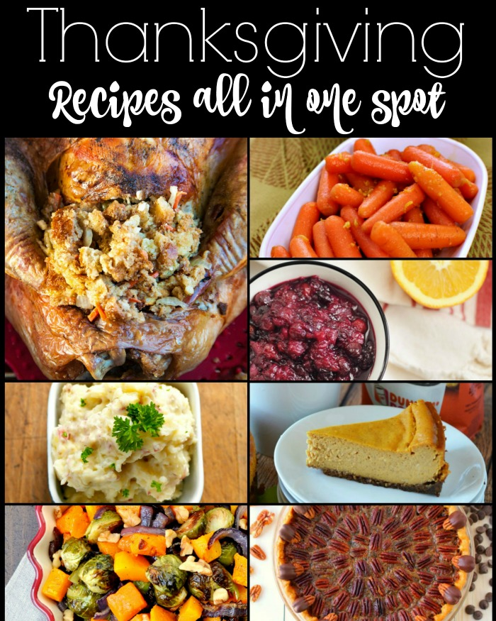 thanksgiving-recipes-all-in-one-spot