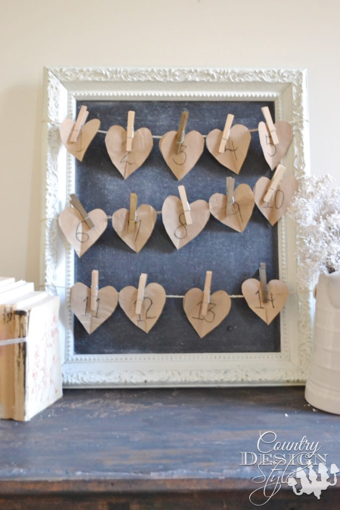 20+ Projects for Valentine's Day | The Everyday Home | www.everydayhomeblog.com