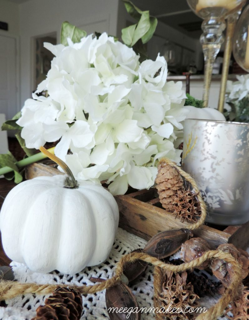 How To Make A Neutral Fall Tablescape What Meegan Makes