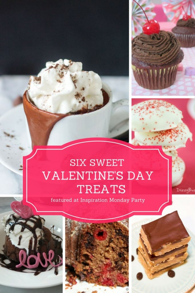 Six Sweet Valentine\'s Day Treats - What Meegan Makes