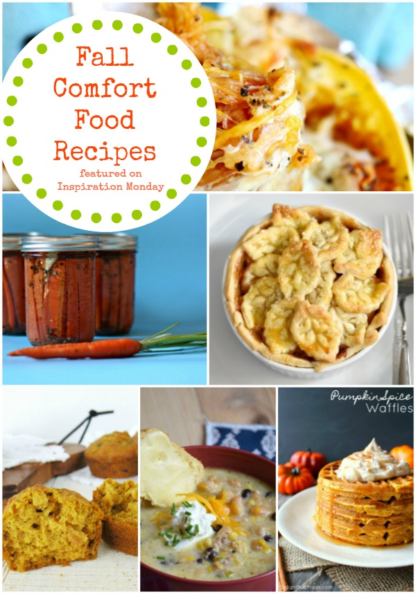 Comfort food ideas inspiration monday refresh restyle please be sure to pin from the original source forumfinder Images