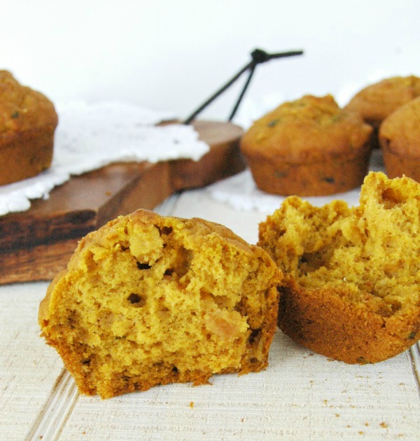Harvest Muffin Recipe